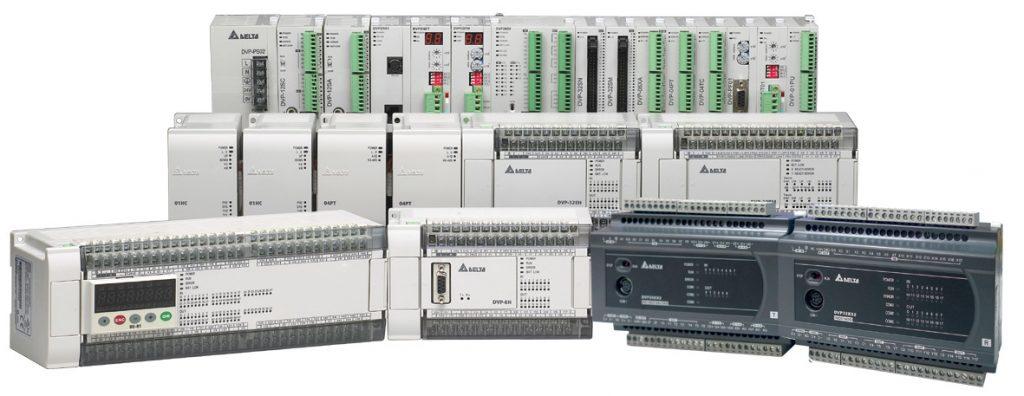 Delta PLC DVP14ES00R2 Programmable Logic Controllers