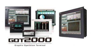 MITSUBISHI Electric HMI GOT2000 Series