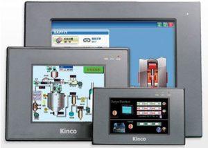 KINCO HMI TouchScreen Color
