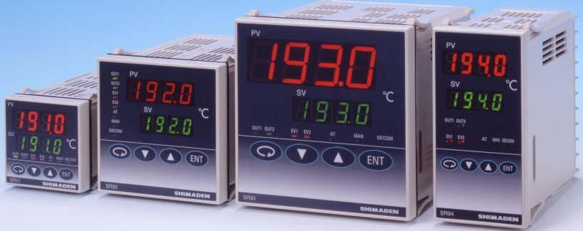 SHIMADEN SR90 Series Digital Controller
