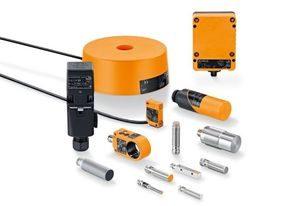 IFM Electronic Dual inductive sensor