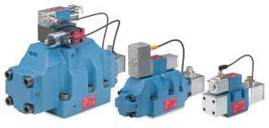 MOOG Flow Control Valves D680 Series