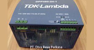 TDK Lambda DPP480-48-1 DIN Rail