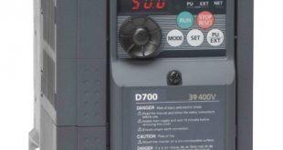 MITSUBISHI Inverter | FR-D740-7.5K