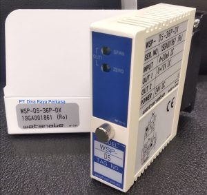 WATANABE Isolator WSP-DS-36A-AX