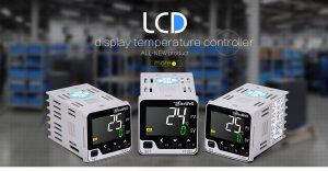 Maxwell Temperature Controller FT205 Series