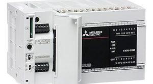 Mitsubishi FX5U-80MT/ESS CPU Module