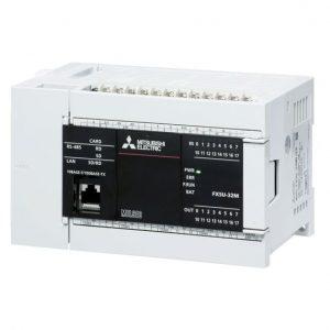 Mitsubishi FX5U-80MT/ES CPU Module