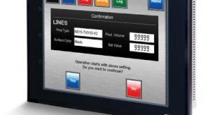 OMRON HMI Touchscreen NSH5-SQG10B-V2